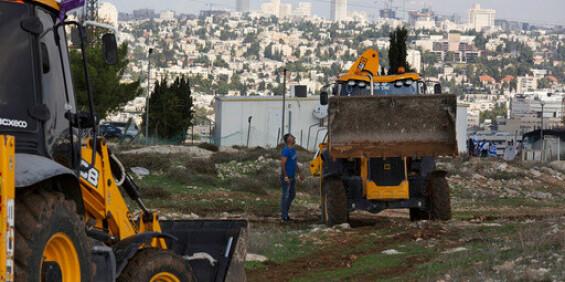 Image: Israel vil bygge 1.300 nye bosetterboliger