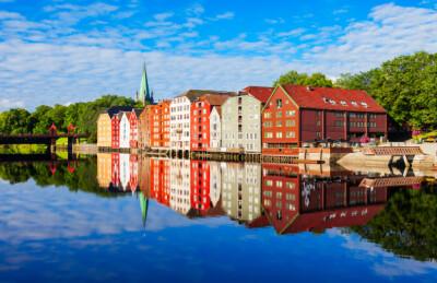 Image: Flere fullvaksinerte smittet av corona i Trondheim