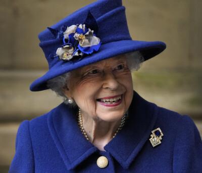 Image: Når dronningen endrer planer, svirrer ryktene